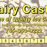 Dairy Castle Punch Card Front