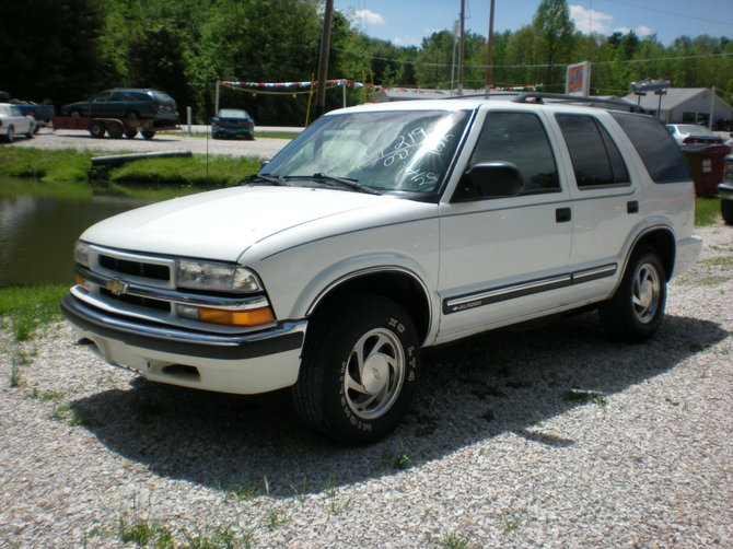 2000 Chevrolet Blazer Problems Defects Complaints Autos Post