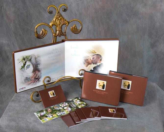 The Wedding Book (A) 1-8x12 or 8x8 or 12x8
